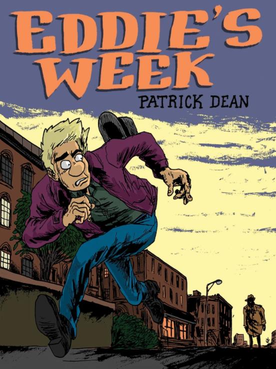 Eddie's Week by Patrick Dean cover
