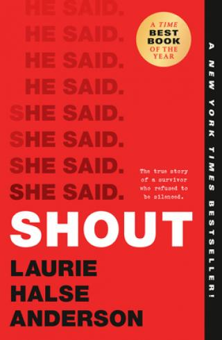 Laurie Halse Anderson: SHOUT
