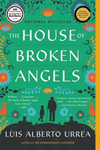 Paperback Fiction Book Club: HOUSE OF BROKEN ANGELS by Luis Alberto Urrea