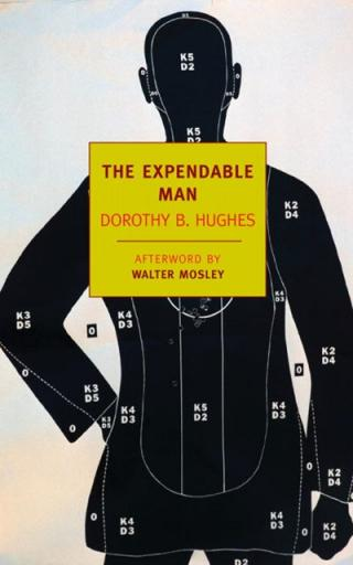 The Expendable Man by Dorothy Hughes cover
