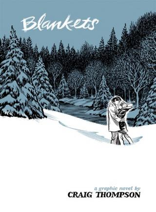 BLANKETS: A GRAPHIC NOVEL by Craig Thompson