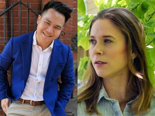 Avid Poetry Series: Alyse Bensel and Eric Tran