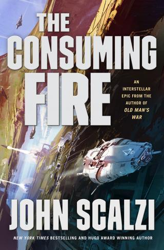 John Scalzi THE CONSUMING FIRE