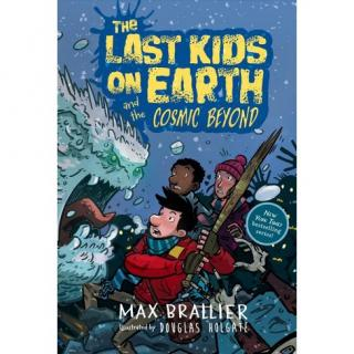 Max Brallier: THE LAST KIDS ON EARTH AND THE COSMIC BEYOND
