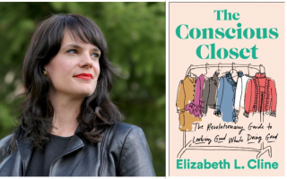 Elizabeth L. Cline: THE CONSCIOUS CLOSET