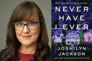 Joshilyn Jackson: Never Have I Ever