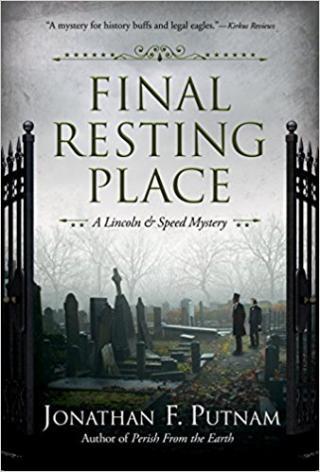 Jonathan Putnam: FINAL RESTING PLACE