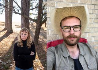Avid Poetry Series: Sandra Meek and Zack Anderson