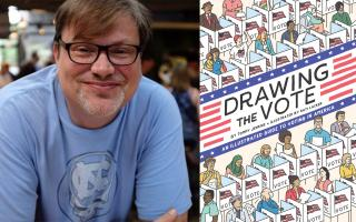 Tommy Jenkins: DRAWING THE VOTE