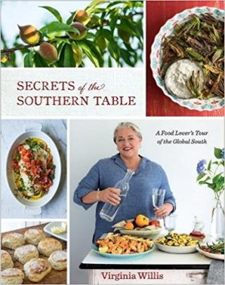 Author and Chef Virginia Willis: SECRETS OF THE SOUTHERN TABLE