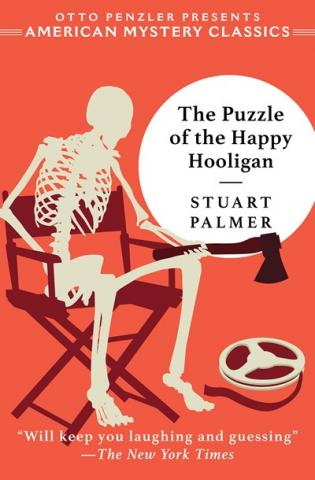 The Puzzle of the Happy Hooligan by Stuart Palmer