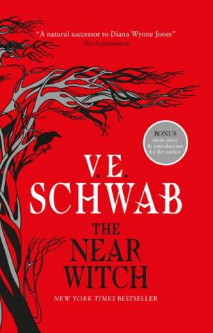 Cover for THE NEAR WITCH by V.E. Schwab