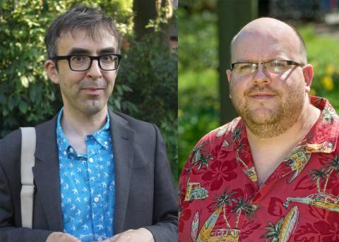 Alan Gillis and David Wheatley