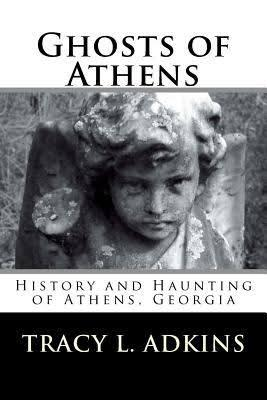 GHOSTS OF ATHENS by Tracy Adkins