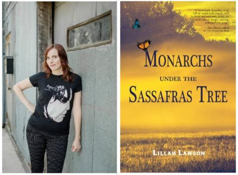 Lillah Lawson: MONARCHS UNDER THE SASSAFRAS TREE