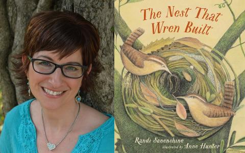 Storytime with Randi Sonenshine: THE NEST THAT WREN BUILT