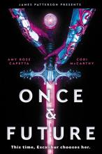 ONCE & FUTURE  by Cori McCarthy