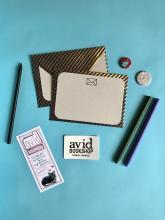 Snail Mail Starter Kit: Stripes