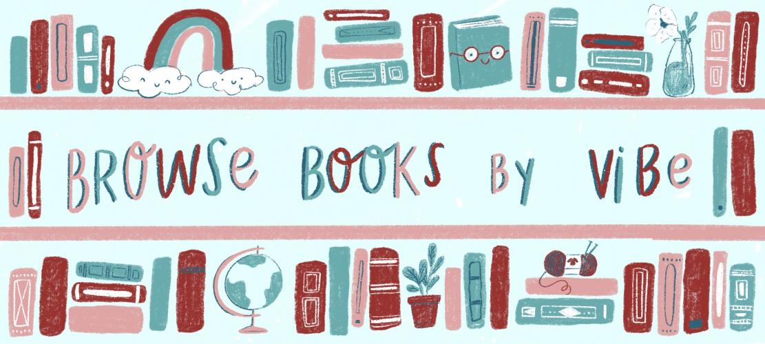 Browse Books by Vibe banner